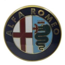 Alfa logo 166 FL 2003 voor