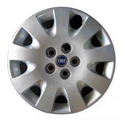 Wieldop Fiat Nuova Crome 16 inch