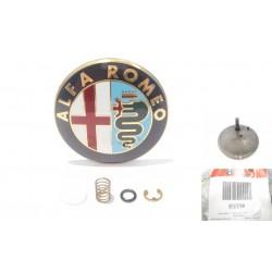 Alfa logo 147 1e serie achter (draaibaar)