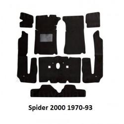 Tapijtset Spider 2000 1970-1993