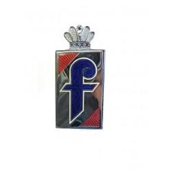 Zij embleem Pininfarina 2e serie