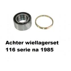 Wiellagerset 75/90/GTV6 links achter