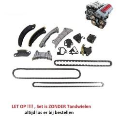 Distributieketting set 159 V6 zonder tandwielen