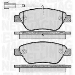 Remblokset div Fiat/ MiTo 1.4