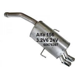 Einddemper 156 3.2 V6 24V