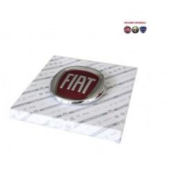 Fiat logo 500 / Panda achterzijde