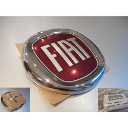 Fiat logo Qubo / Fiorino voor / achter