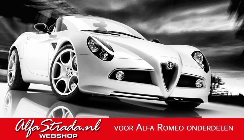 AlfaStrada voor Alfa Romeo onderdelen