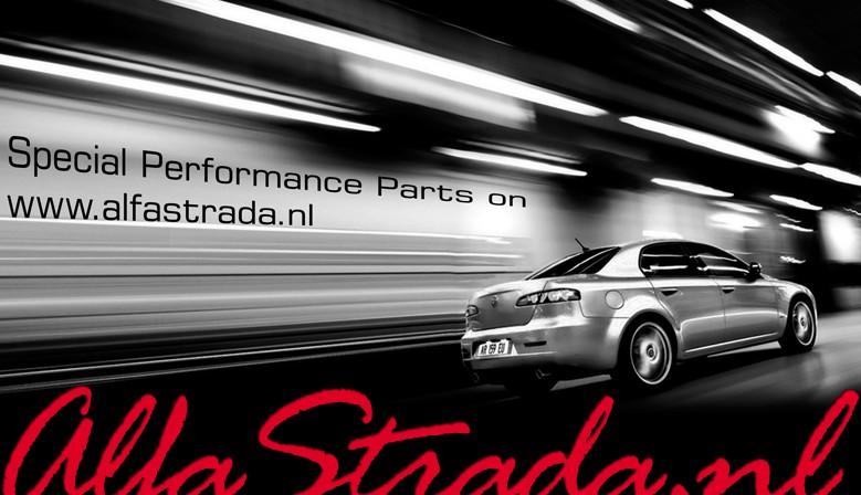 Ook voor speciale onderdelen bent u bij AlfaStrada op het juiste adres!